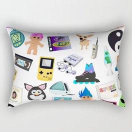 Only 90's Kids Will Understand Rectangular Pillow