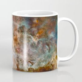 Carina Nebula, Star Birth in the Extreme - High Quality Image Coffee Mug