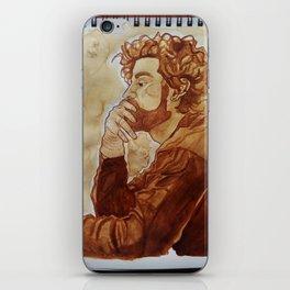 Oscar Isaac - Inside Llewyn Davis (I)  iPhone Skin