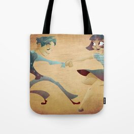 Swing dance 2 Tote Bag