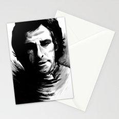 DARK COMEDIANS: Ben Stiller Stationery Cards