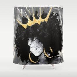 Naturally Queen III Shower Curtain