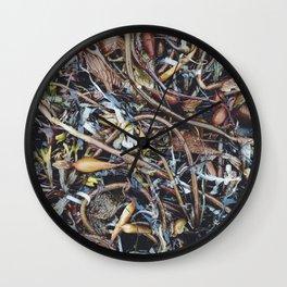 Mortality Wall Clock