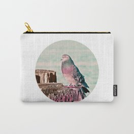 Gentleman Pigeon Bird Northwest Wildlife Carry-All Pouch