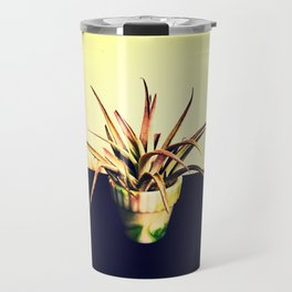 Happy Airplant Travel Mug