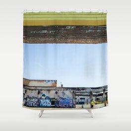 Trial Shower Curtain