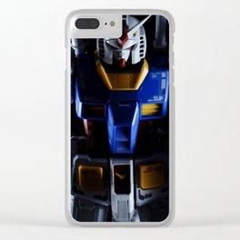 Gundam Clear iPhone Case