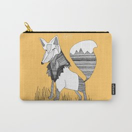 Feeling Foxy Carry-All Pouch