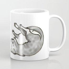 Meow & Miu kitties Coffee Mug