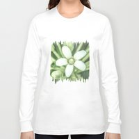 sisters Long Sleeve T-shirts featuring Sisters by Loredana