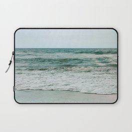 A Beach in Corolla - Corolla, NC - Photography Laptop Sleeve