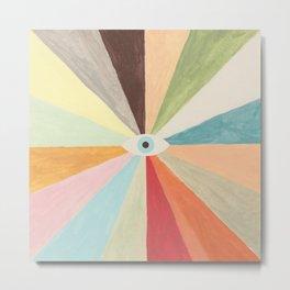 Big Brother - Colors Metal Print
