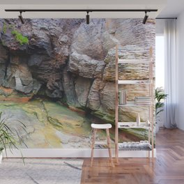 Shaped By The Sea - Island Life Wall Mural