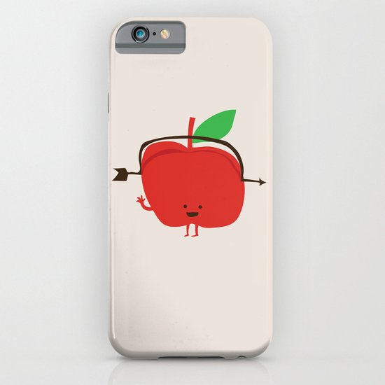 The Apple and The Arrow iPhone & iPod Case