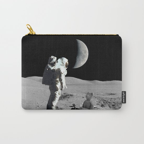 Meet with Teddy Carry-All Pouch