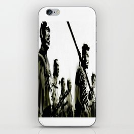 Brotherhood Of Samurai iPhone Skin
