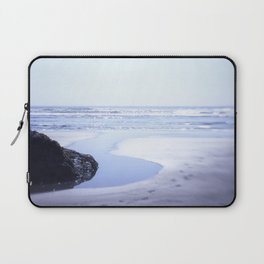 Reality a dreamy beach photo with bokeh Laptop Sleeve