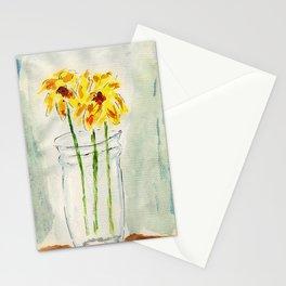Still Flowers Stationery Cards