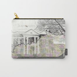 Kentucky Travel Map Lancaster Carry-All Pouch