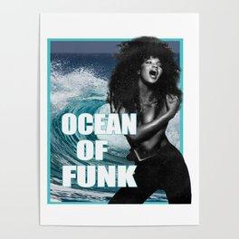 OCEAN OF FUNK Poster