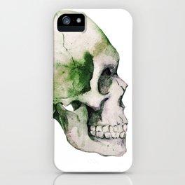 Skull 06 iPhone Case