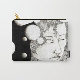 Troubled and peaceful sleep Carry-All Pouch