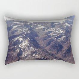 Beyond Andes Rectangular Pillow
