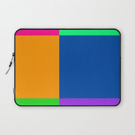 Re-Created  Supreme Court xxi by Robert S. Lee Laptop Sleeve