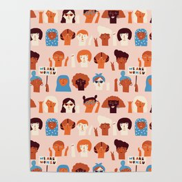 Women day Poster