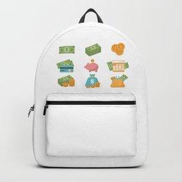Millionaire Mindset Backpack