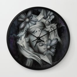 Chaotic Disorders Wall Clock