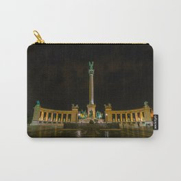 Heroes Square - Budapest, Hungary Carry-All Pouch