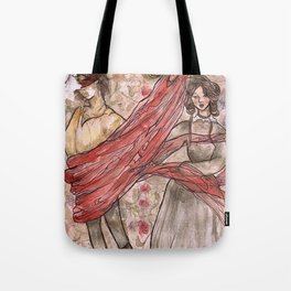 Jane Eyre. An Autobiography Tote Bag