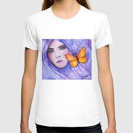 Purple Autumn T-shirt
