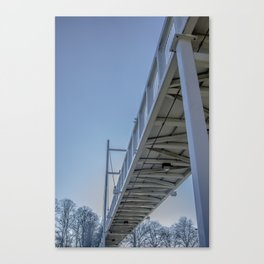 Central Six Retail Park - Coventry, England Canvas Print