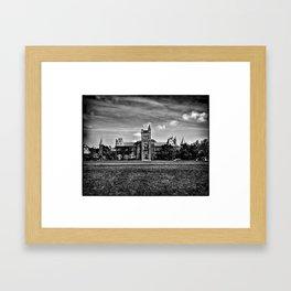 University Of Toronto - No 15 Kings College Circle Framed Art Print