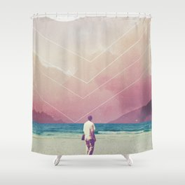 Someday maybe You will Understand Shower Curtain