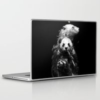 bears Laptop & iPad Skins featuring bears by kian02