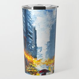Everybody knows, vol. 1 Travel Mug