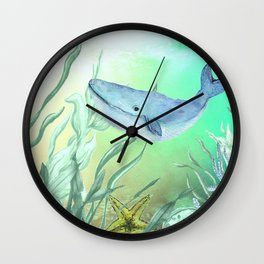 Underwater World **5 Wall Clock