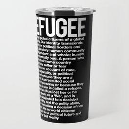 Refugee Travel Mug