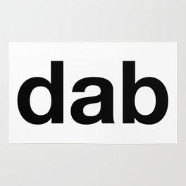 dab Rug