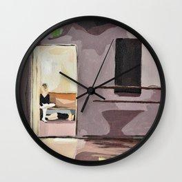 The Waiting Room Wall Clock