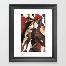 Untitled (2014) Framed Art Print