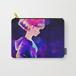 Wandering girl Carry-All Pouch