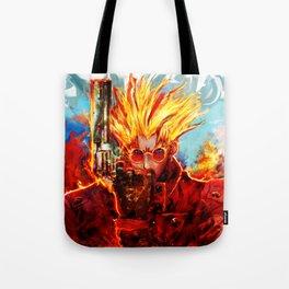 trigun Tote Bag
