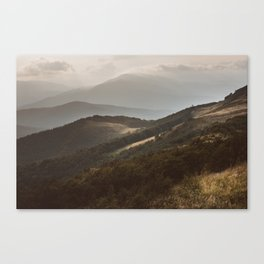 The Great Outdoors - Landscape and Nature Photography Canvas Print