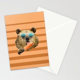 Too Cool for the Summer Stationery Cards