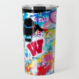 Graffiti Hypebeast Bape Illustration Travel Mug