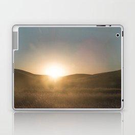 California Summer Sunset Laptop & iPad Skin